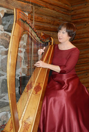 Angelica Ottewill, Harp