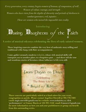 Daring Daughters of the Faith, Page 2, Poster